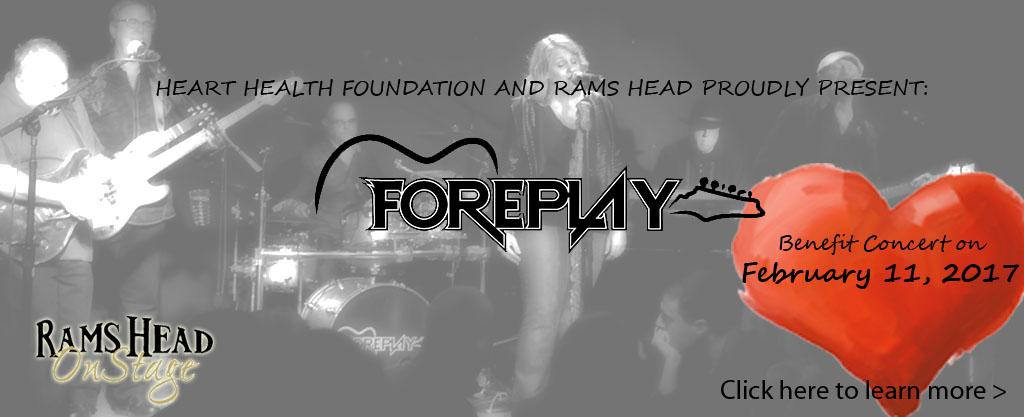 Rams Head Foreplay